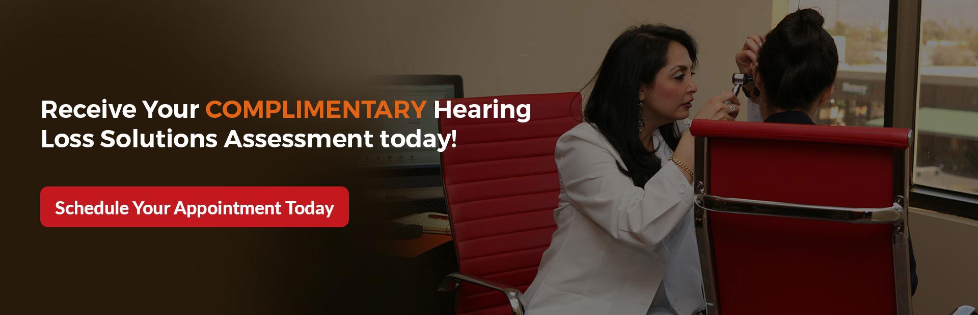 complimentary hearing assessment in sherman oaks ca