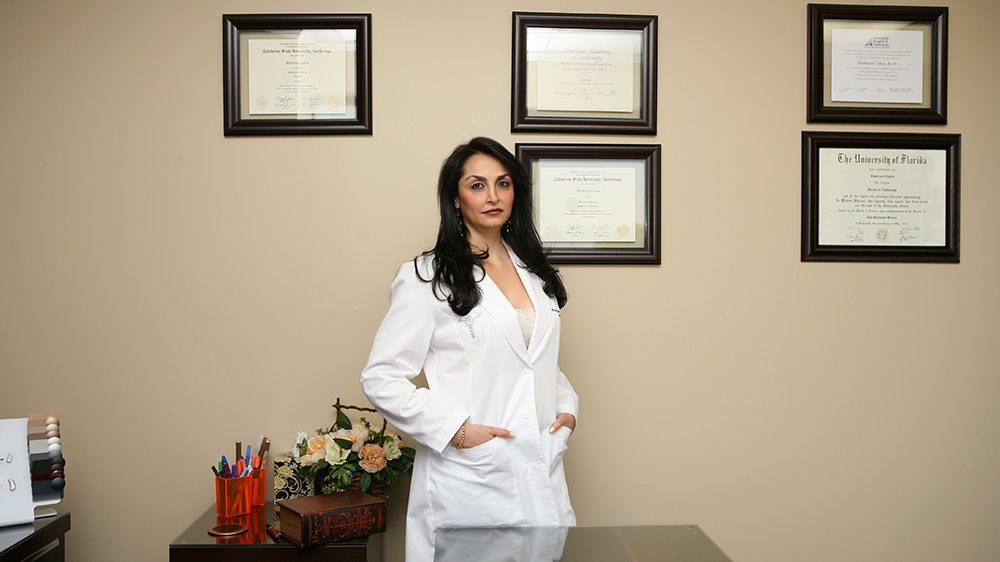 dr sharzad cohen